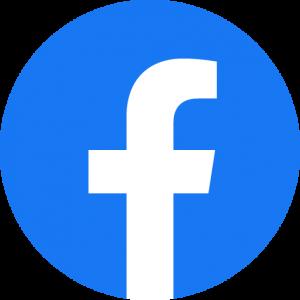 Facebookin logo - löydä meidät Facebookista
